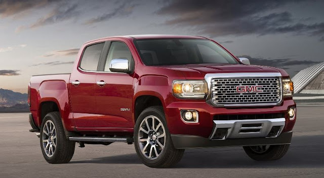 2017 GMC Canyon Review