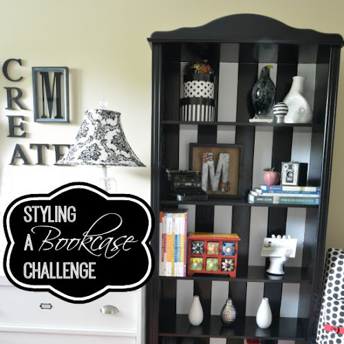 Helpful Tips For Styling A Bookcase