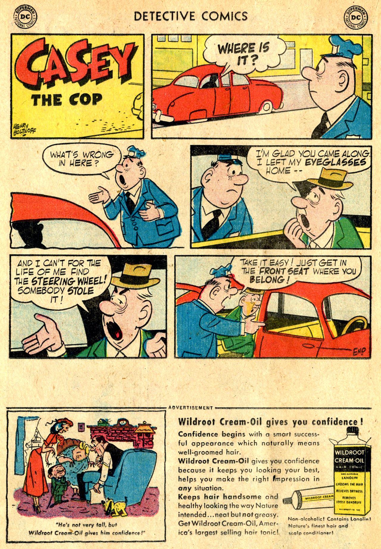 Detective Comics (1937) 238 Page 23