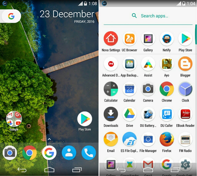 How To Make Nova Launcher Look and feel like Google pixel launcher