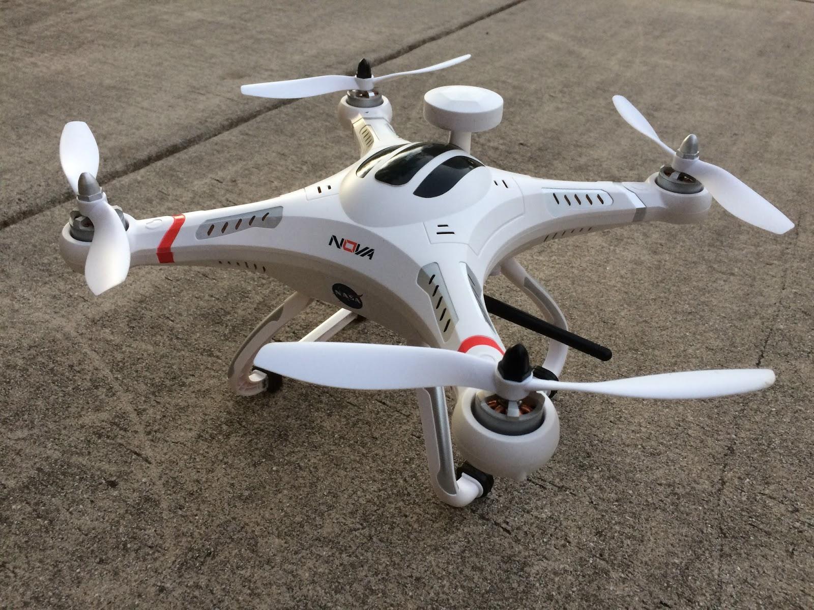 Quadcopter-Robotics: Successful Nova-360 (2017) Flight