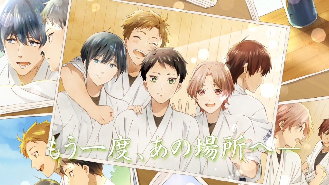 Tsurune: Kazemai High School's Archery Club Anime To Air In 2018.