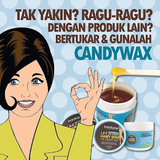 CANDY WAX