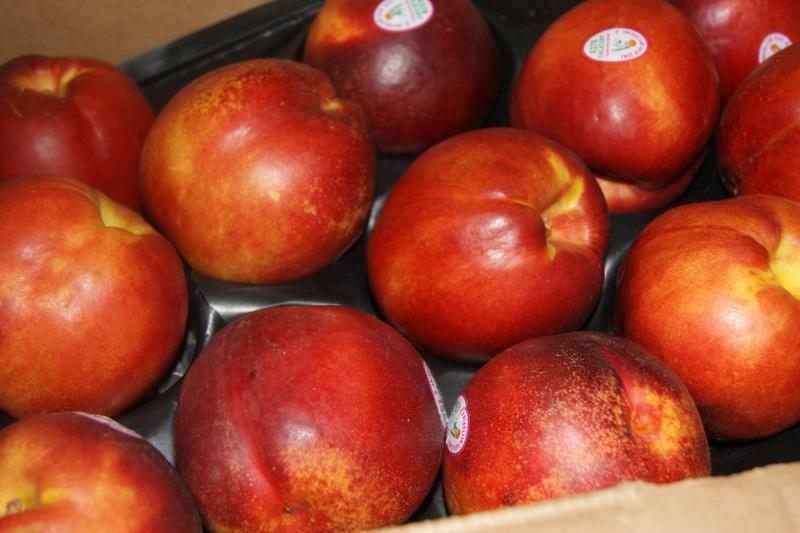 Canarella: Nectarine Raspberry Jam