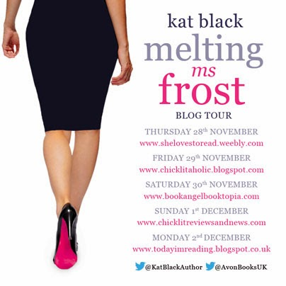 Melting Ms Frost Blog Tour