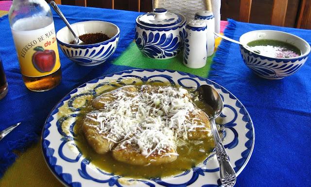 Zacatlán es la Mejor Cocina de los Pueblos Mágicos