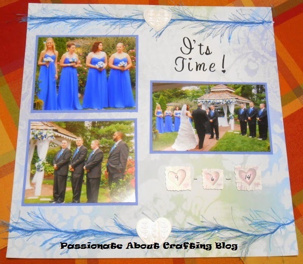Passionate About Crafting : 2 Quick And Easy Wedding