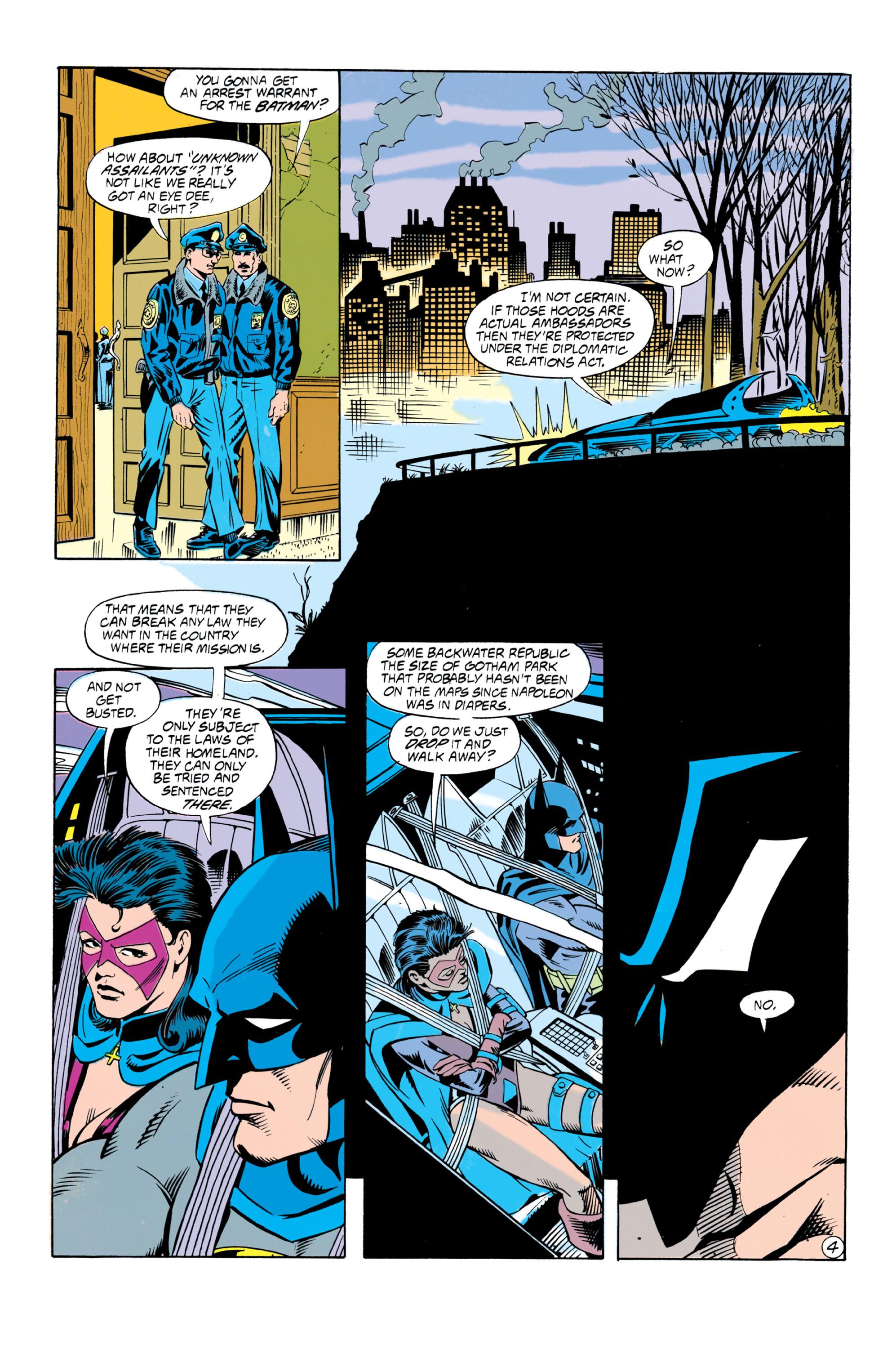 Detective Comics (1937) 653 Page 4