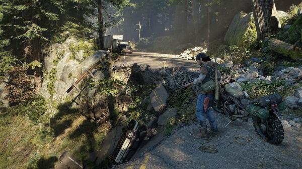 القتال من أجل البقاء في عالم لعبة Days Gone هو عنوان آخر عرض بالفيديو
