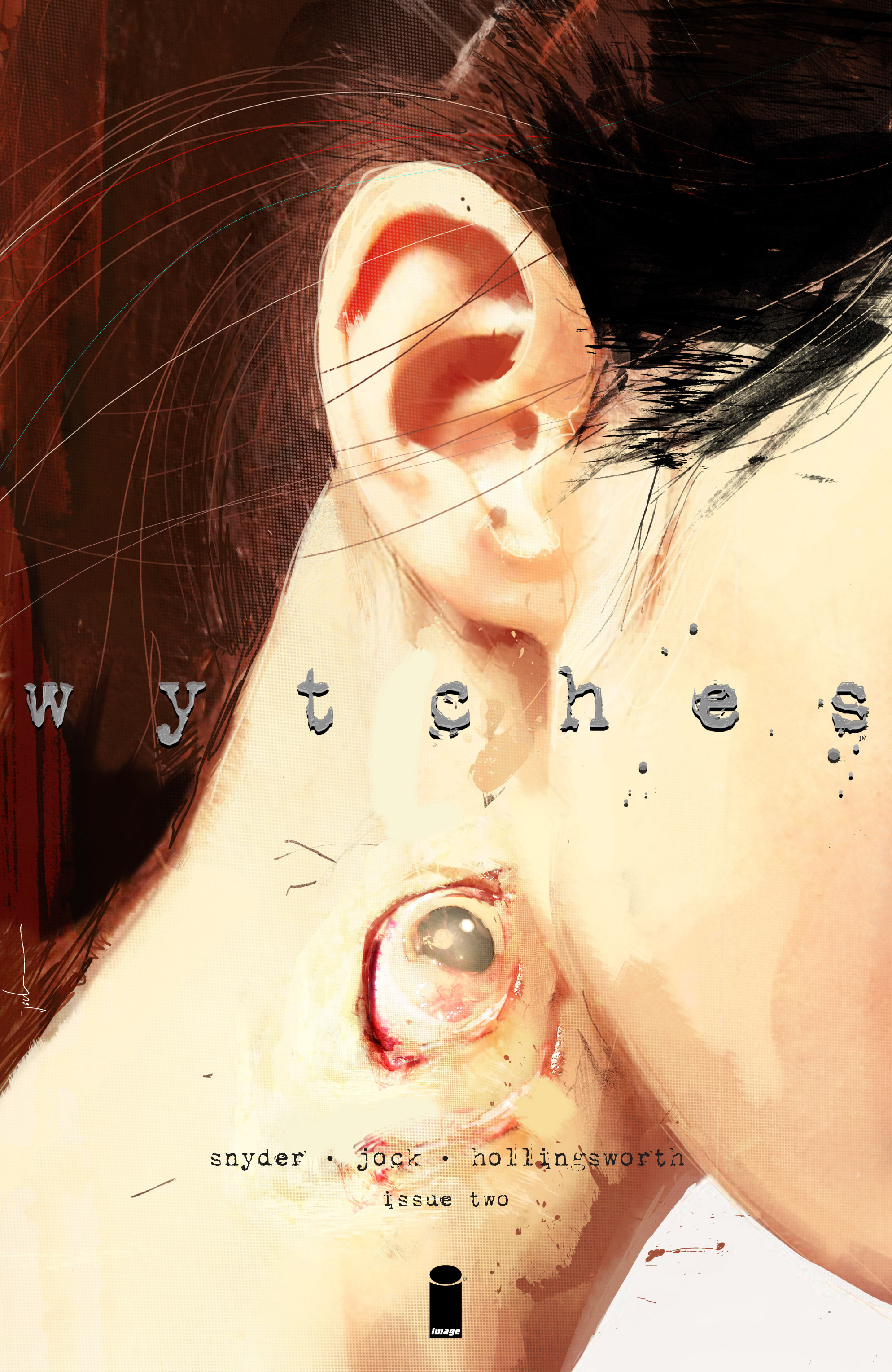 Read online Wytches comic -  Issue #2 - 1