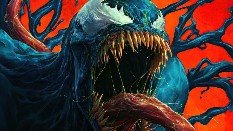 Venom, Marvel, Anti-Hero, 4K, #6.1344