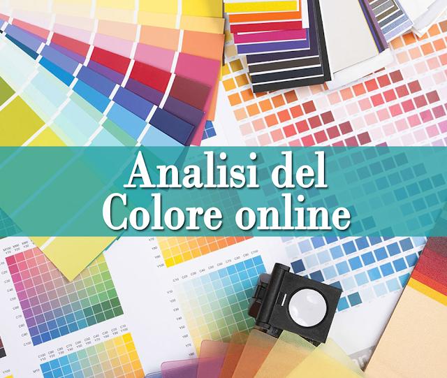 Analisi del Colore (Armocromia) online