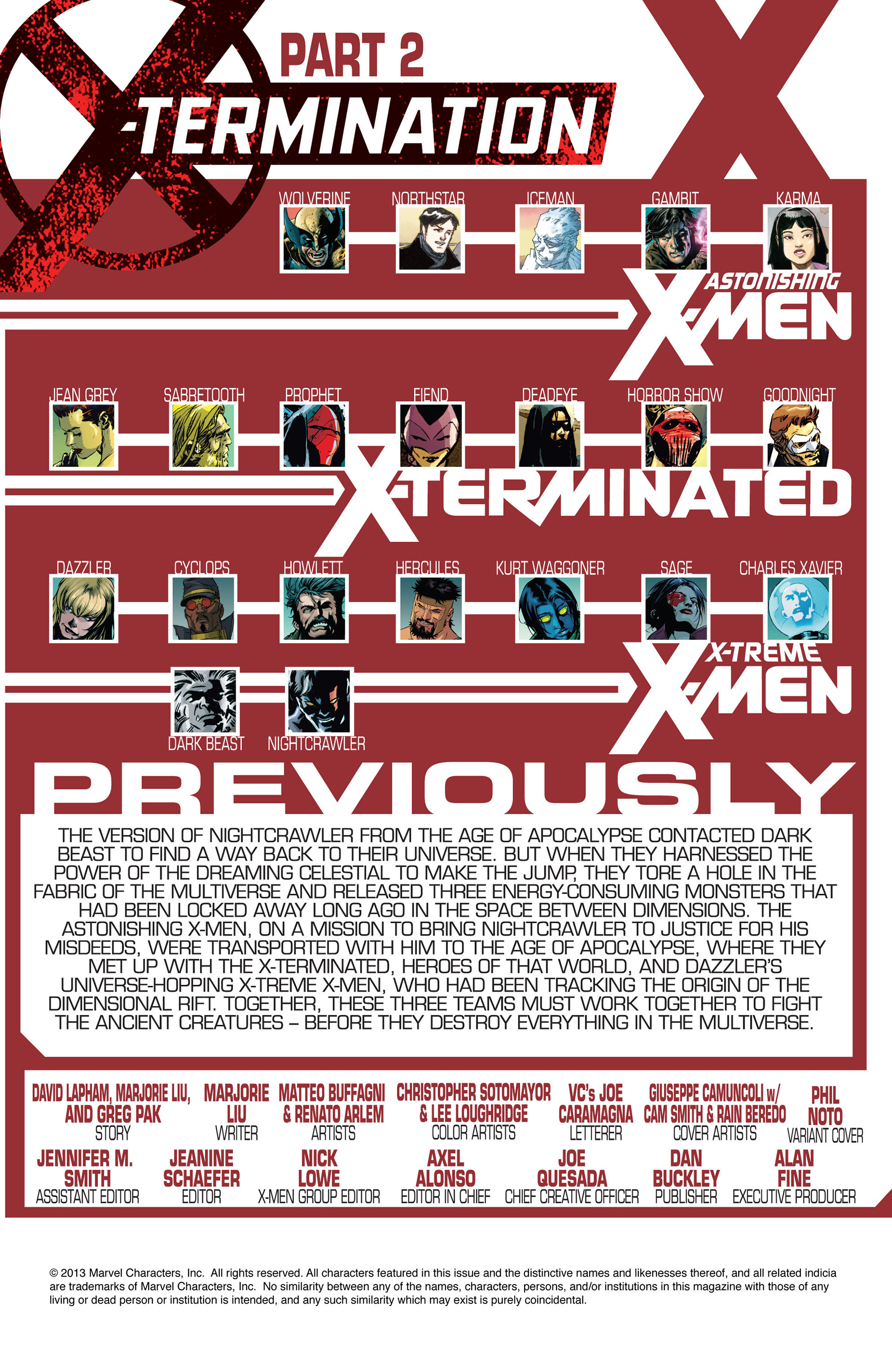 Read online Astonishing X-Men (2004) comic -  Issue #60 - 2