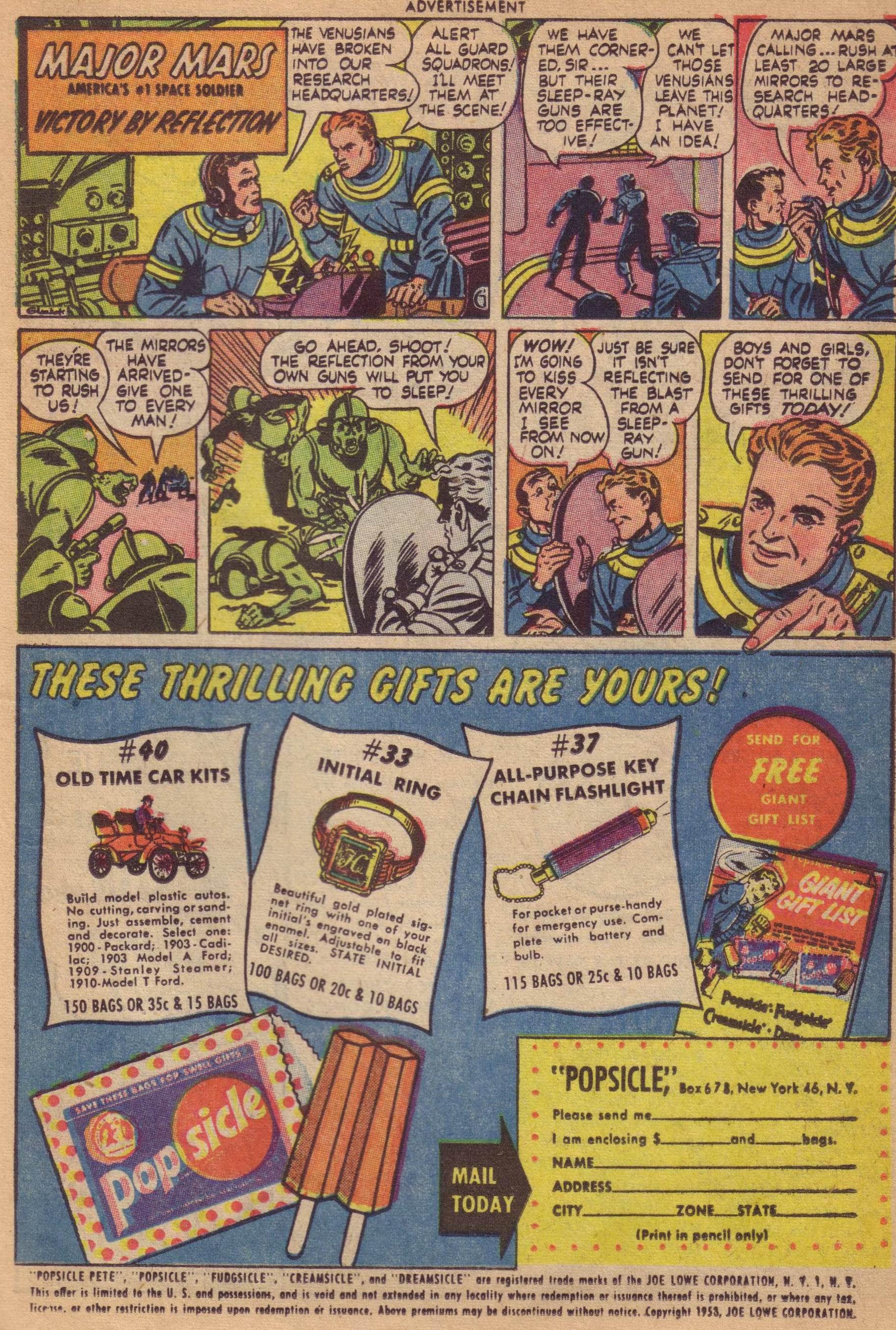 Read online Detective Comics (1937) comic -  Issue #197 - 23