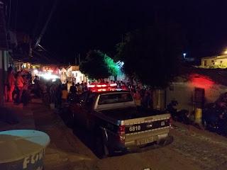 Discussão entre familiares resulta em um jovem gravemente ferido no bairro Monte Santo em Picuí