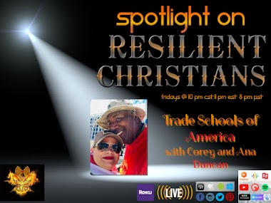 New Show: Spotlights on Resilient Christians