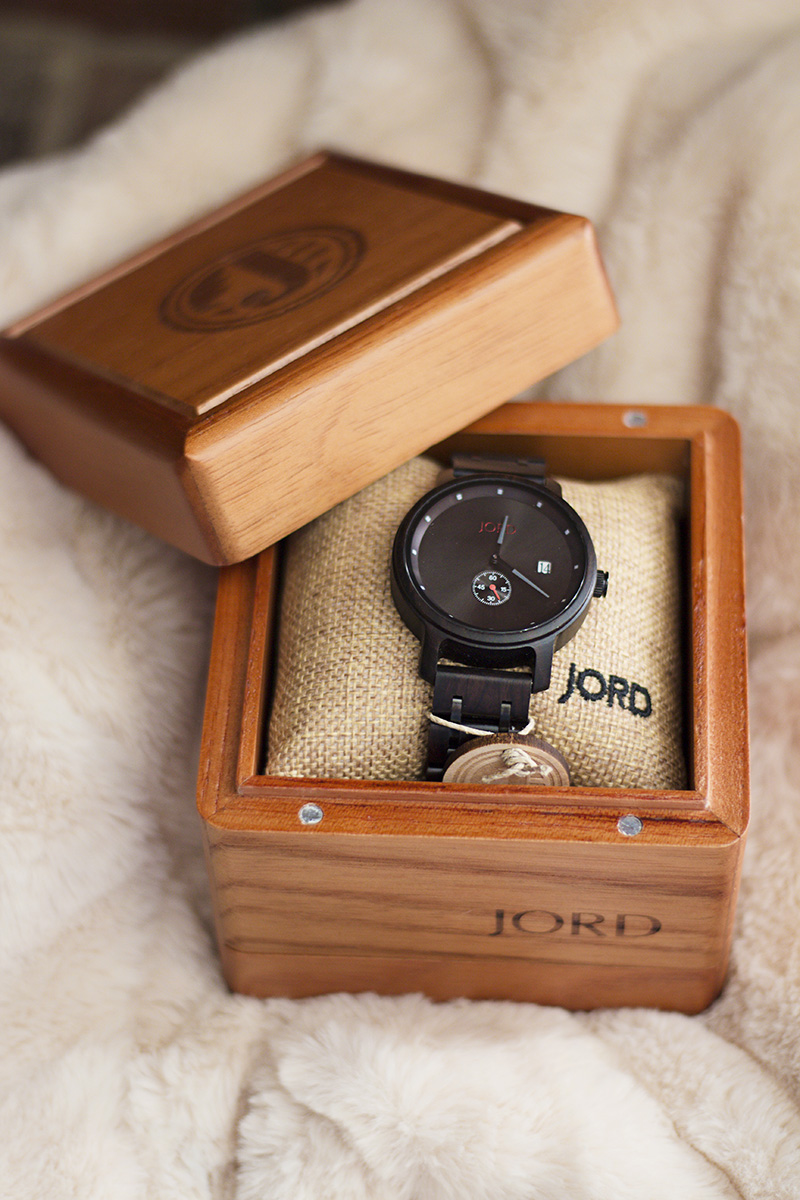 Wood Watch Valentine's Gift Ideas For Him