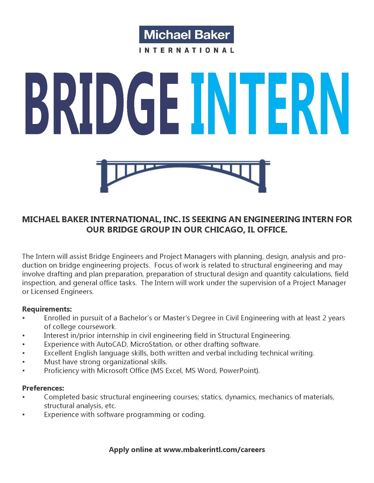 online internship for engineering students