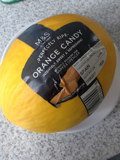 Marks & Spencer Orange Candy Melon