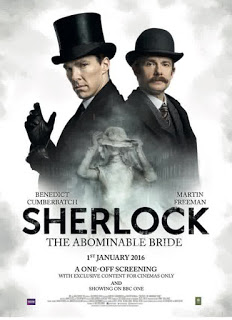 SHERLOCK THE ABOMINABLE BRIDE (2016) SUBTITLE INDONESIA