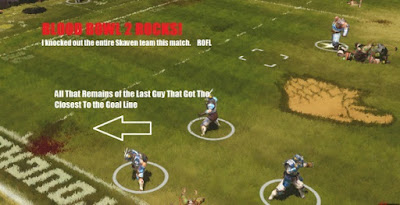 bloody mess in blood bowl 2