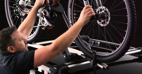 test fietsendrager dak thule beste dakdrager fiets test. Black Bedroom Furniture Sets. Home Design Ideas