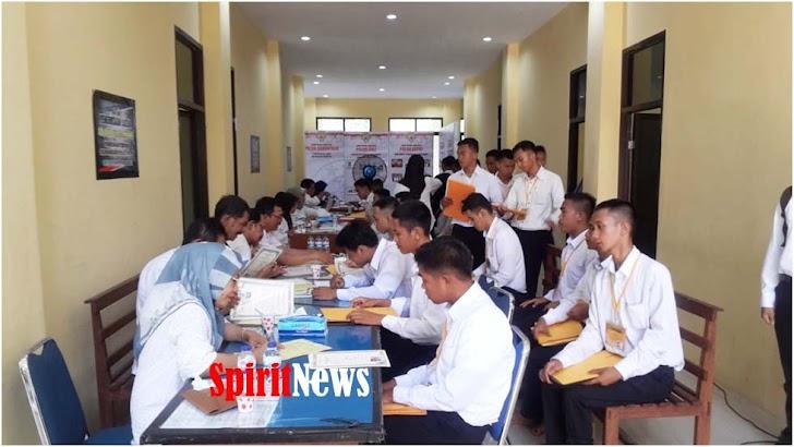 Panda Polda Sulsel, Kerjasama Dinas Pendidikan dan Catatan Sipil di Seleksi Berkas Calon Akpol, Bintara dan Tantama TA 2019
