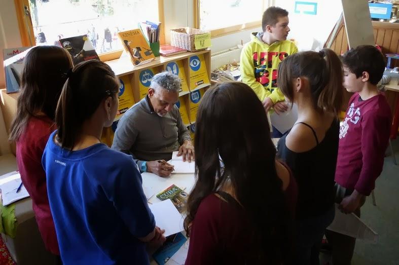rencontre auteur jeunesse