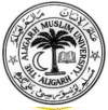 AMU ALIGARH- Assistant Professor ETC -jobs Recruitment 2015 Apply Online