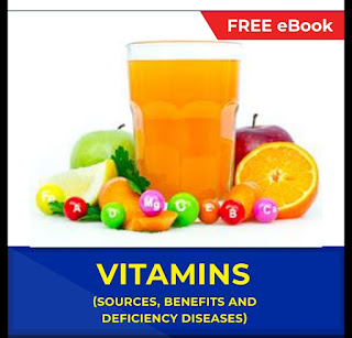 vitamins and minerals note pdf