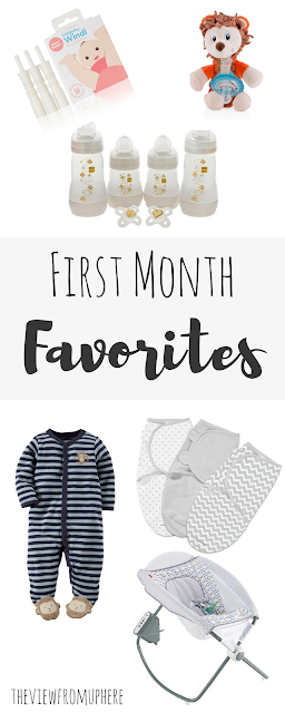 First Month Favorites