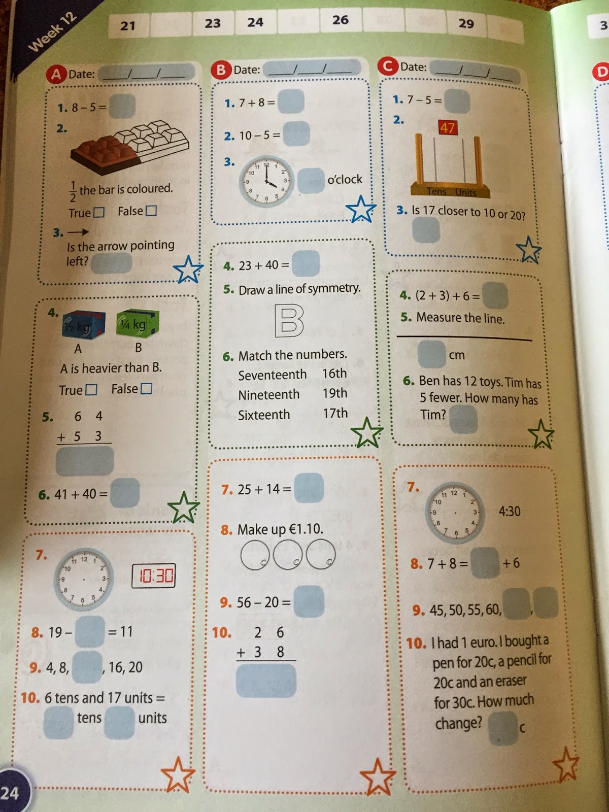 Maths Time More Edco Publications Irish Primary Teacher