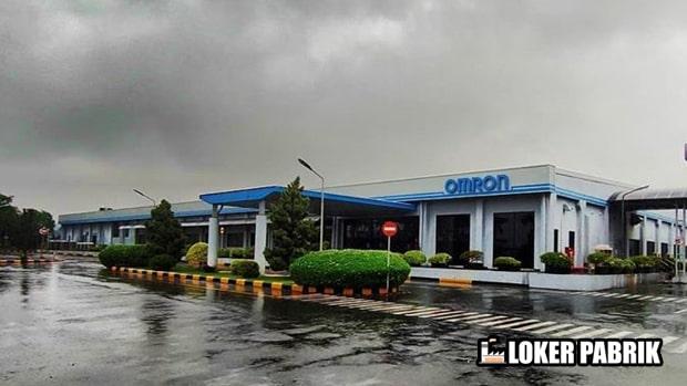 PT Omron Manufacturing Of Indonesia Pabrik