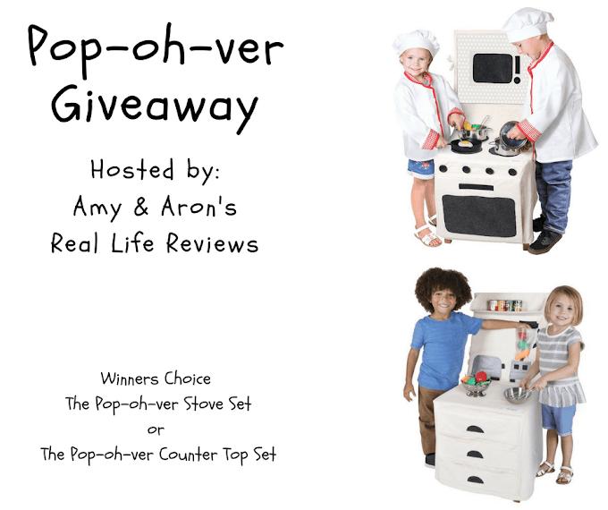 Pop-Oh-Ver Giveaway