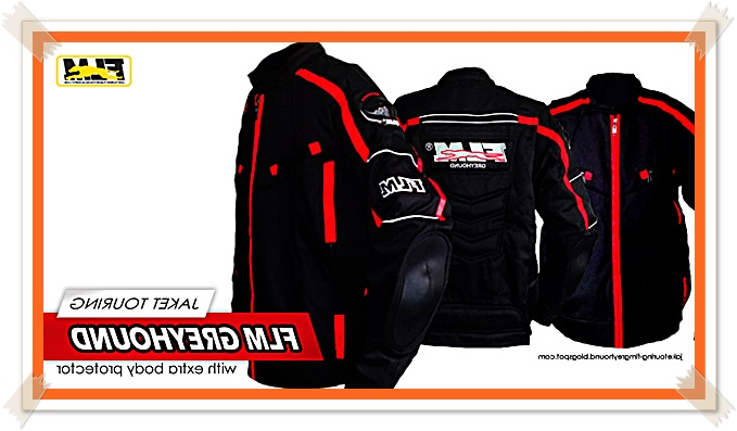 model jaket touring flm