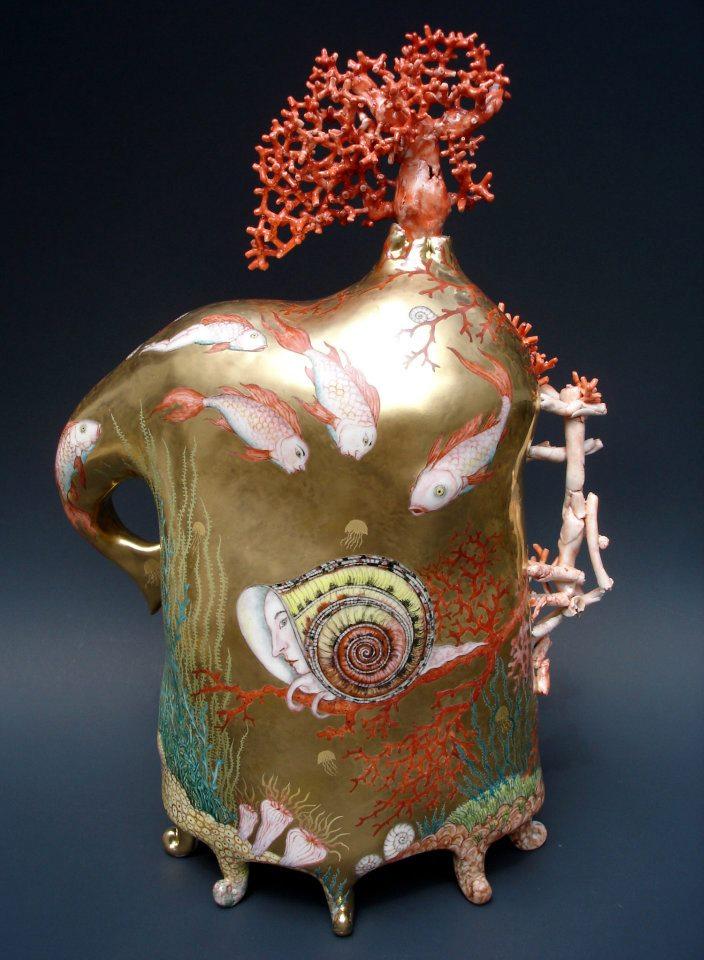 feundes aus keramik