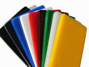 Perspex, la variación de plástico más utilizada en la industria señalética