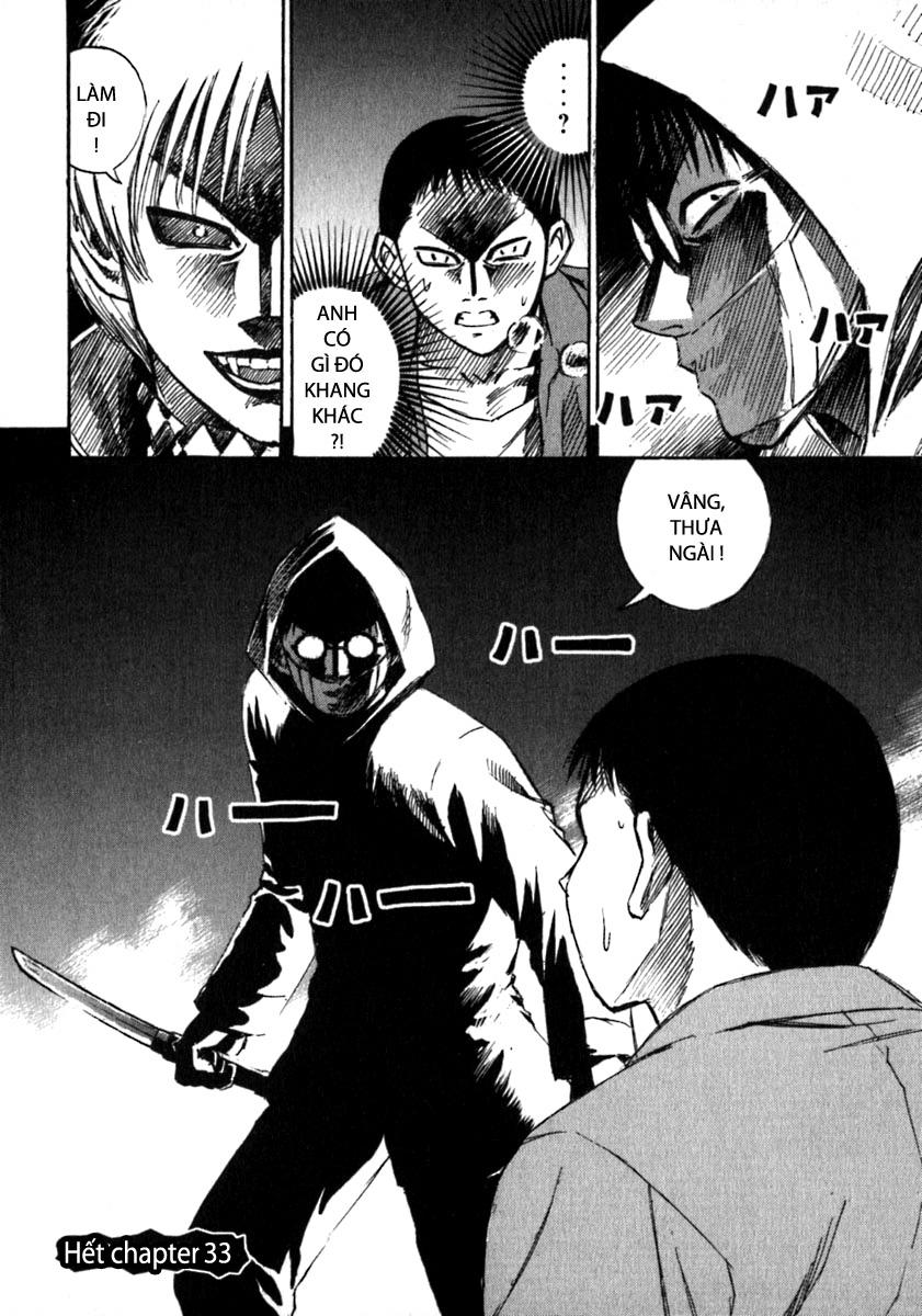 Higanjima chapter 33 trang 20