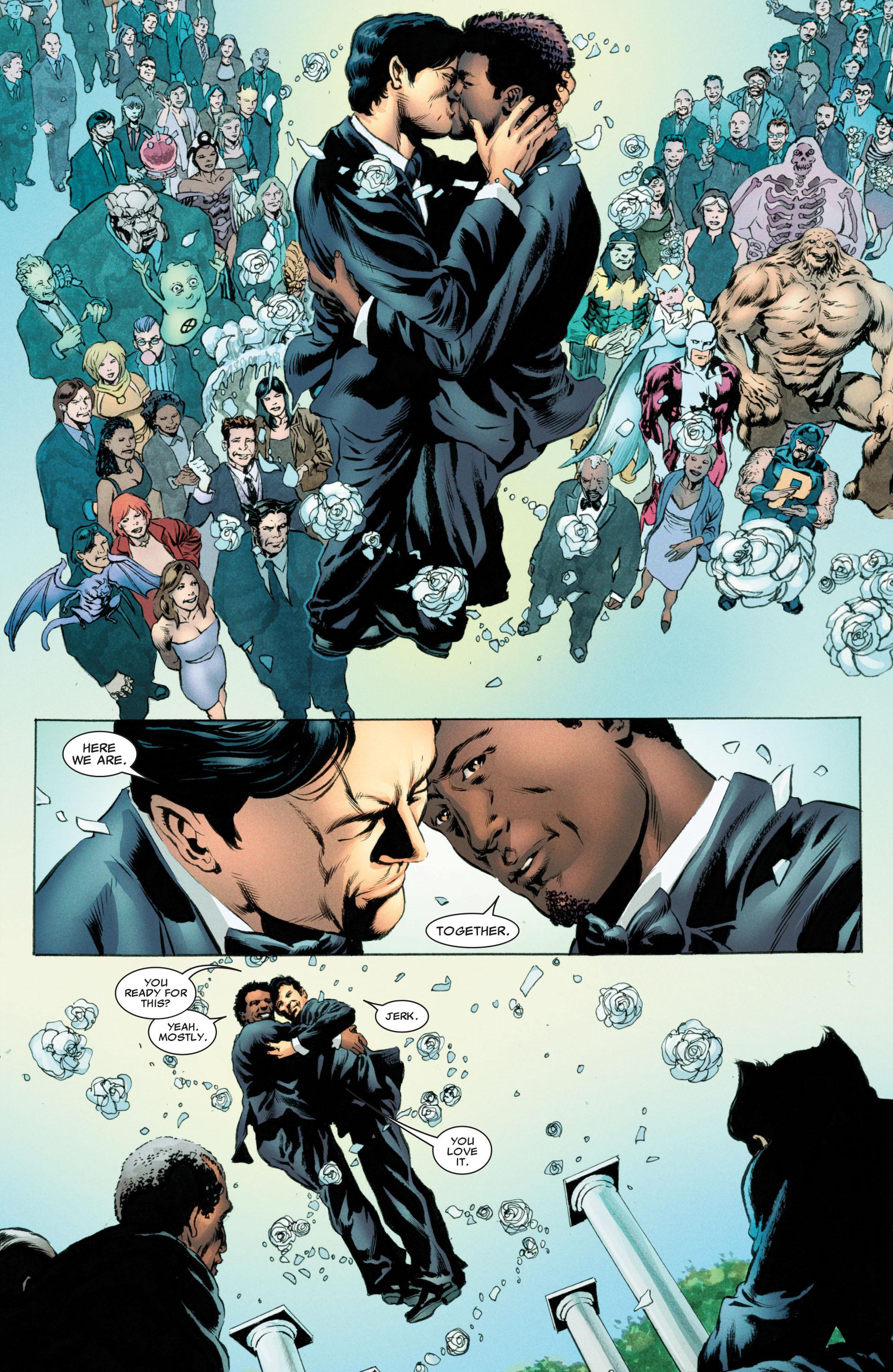 Read online Astonishing X-Men (2004) comic -  Issue #51 - 27