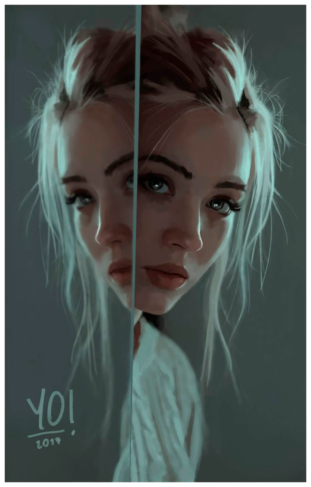 Digital Art by Onur Yürek
