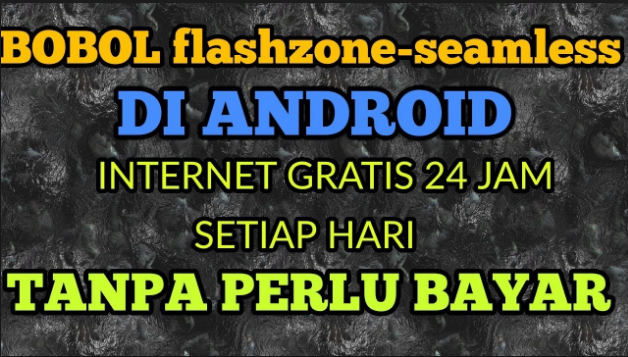 Akun Flashzone Seamless Bisa Multi Device Update Waswus