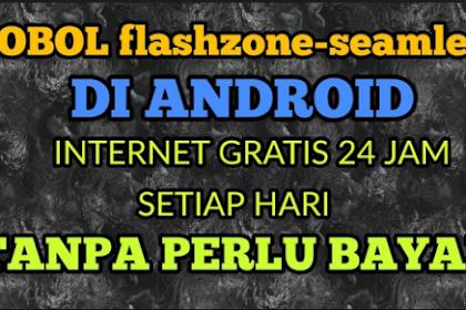 Akun Flashzone-Seamless Bisa Multi Device (update)
