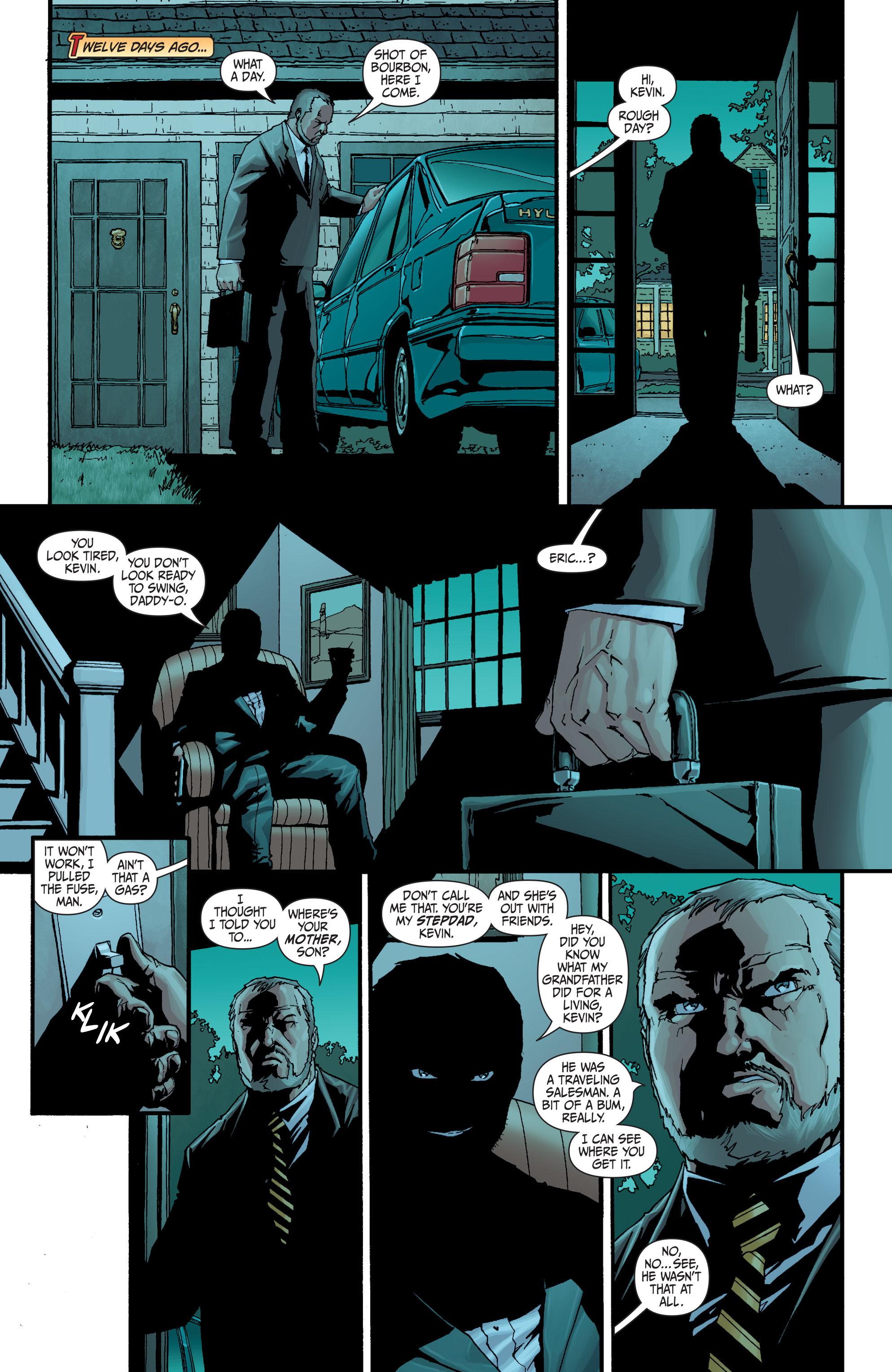 Read online Secret Six (2008) comic -  Issue #30 - 8