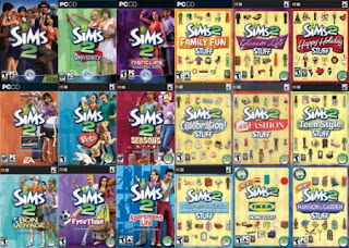 The Sims 2 Full Collection (PC) 2005-2008