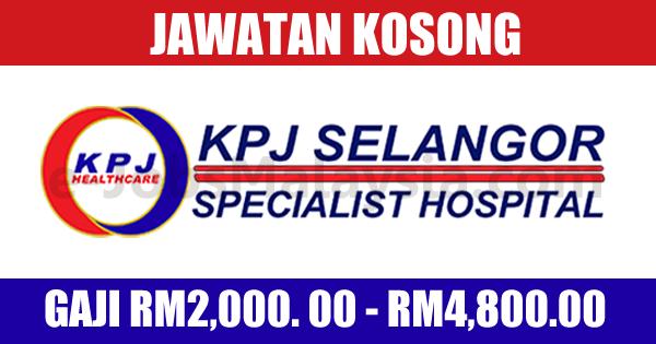 KPJ Selangor Specialist Hospital
