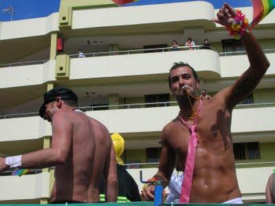 Responsables Tecnicos Del Gay Pride Maspalomas
