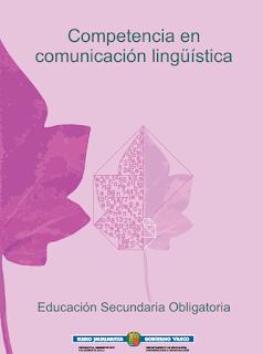 COMPETENCIA EN COMUNICACIÓN LINGÜÍSTICA. SECUNDARIA