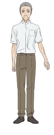 Hiroshi Naka como Hiroyuki Sasano