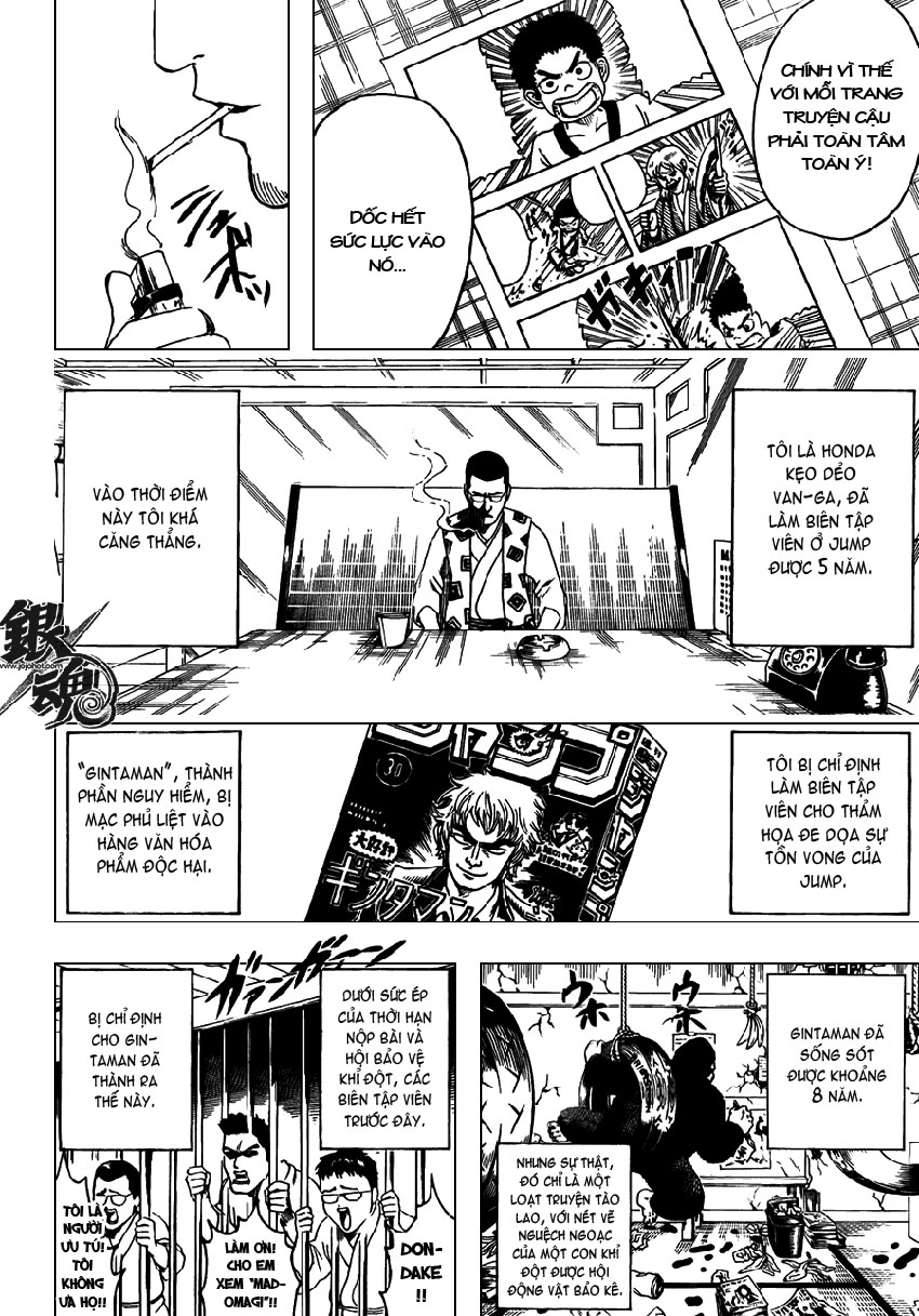Gintama Chap 361 page 3 - Truyentranhaz.net