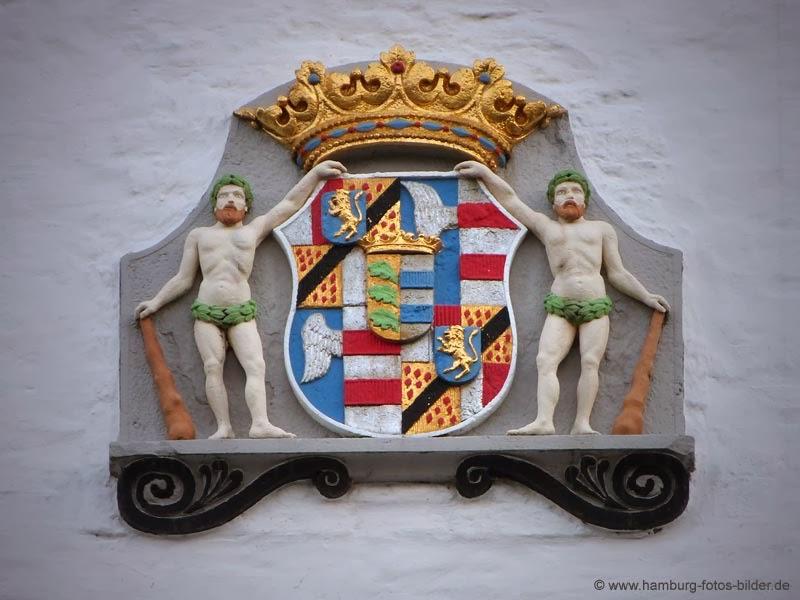 Wappen Schloss Ahrensburg